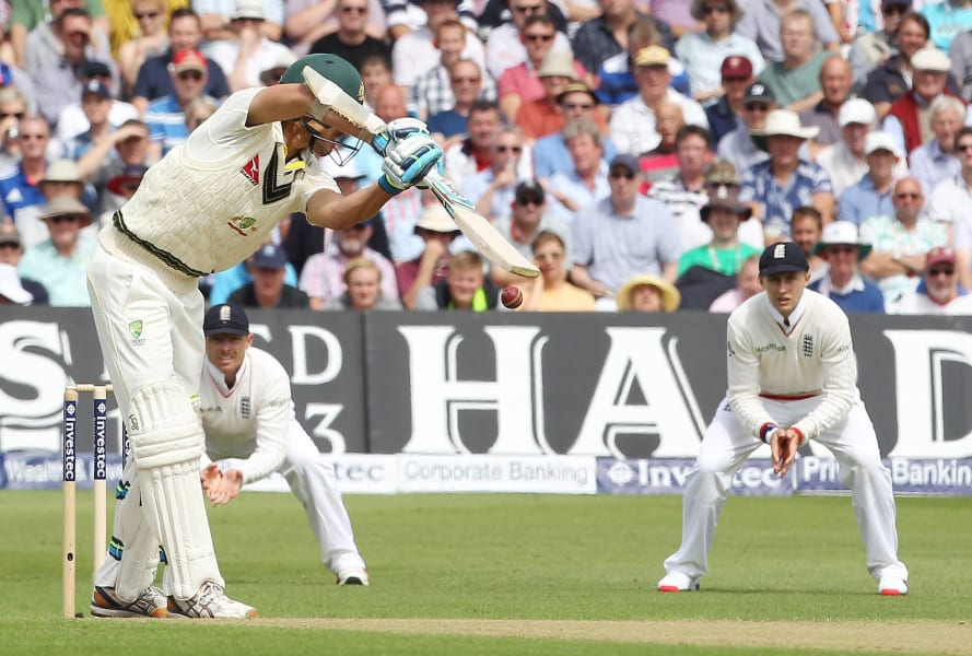 Ashes 2015 Starc
