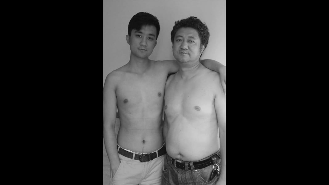 China father son 28 years 27