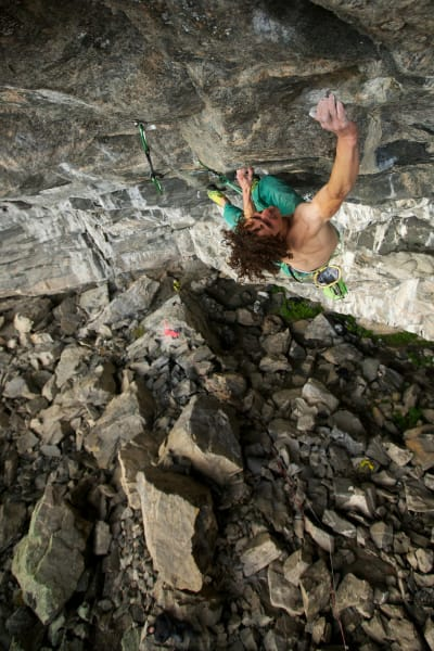 Iron Curtain 9b, Flatanger, Norway, Henning Wang
