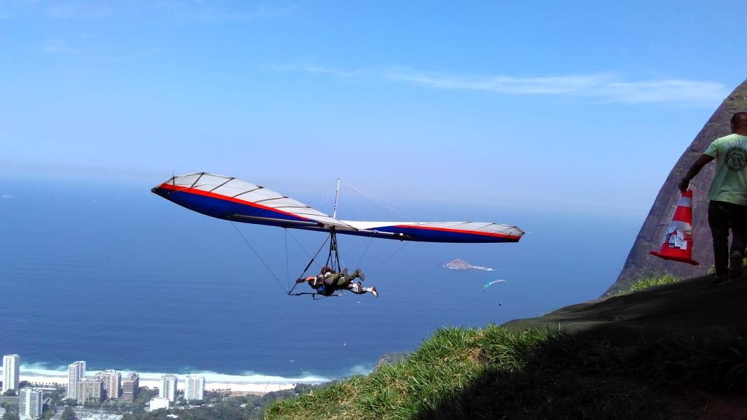 Rio Olympics hanggliding