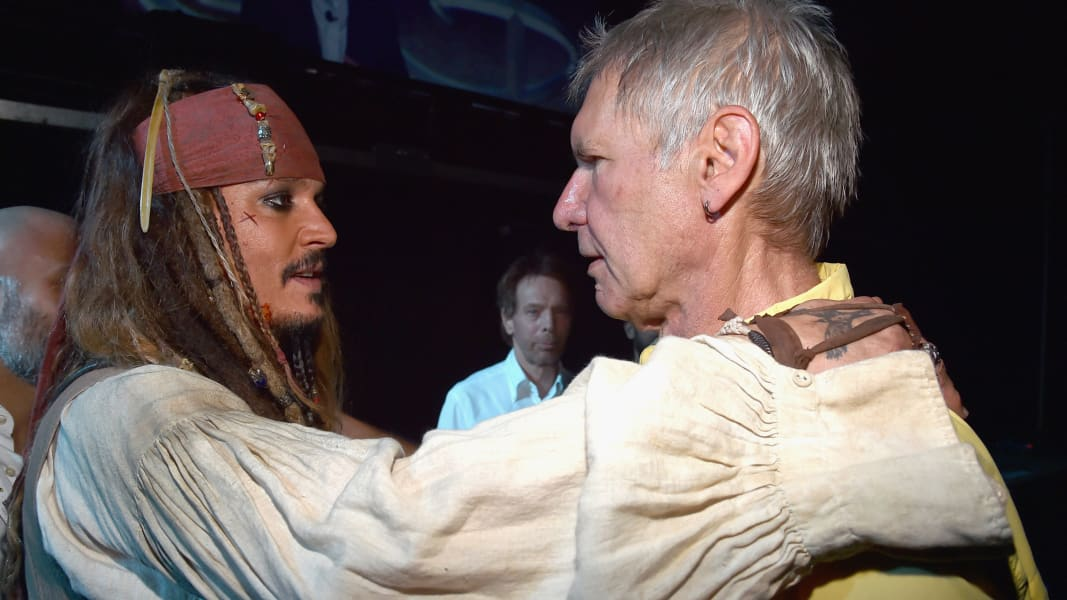 02 Harrison Ford Jack Sparrow