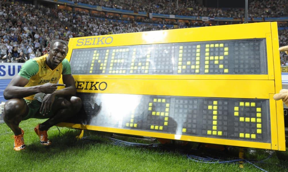 usain bolt 200m world record