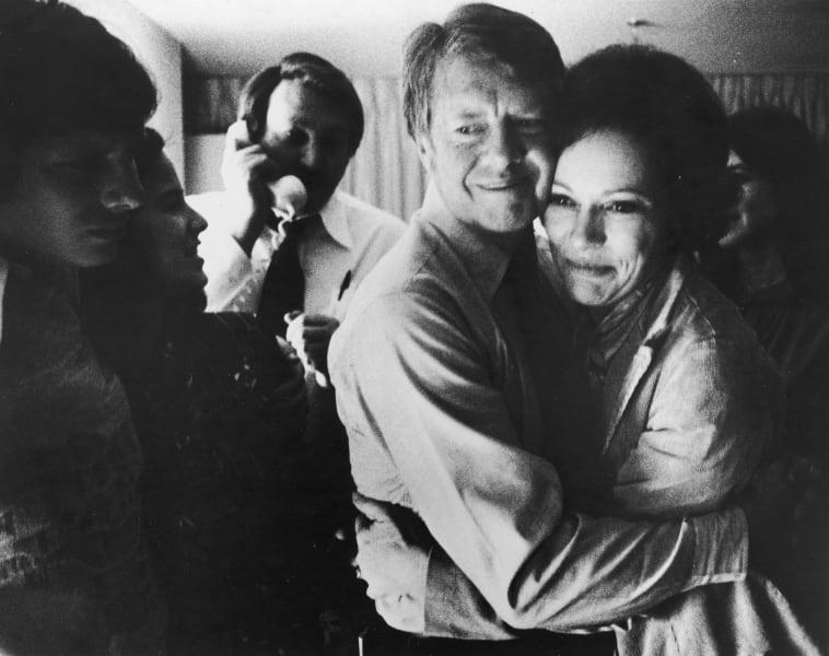 Jimmy and Rosalynn Carter 3
