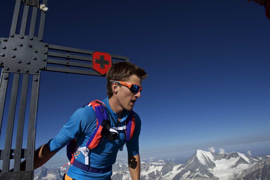 Andreas Steindl Apls mountain run