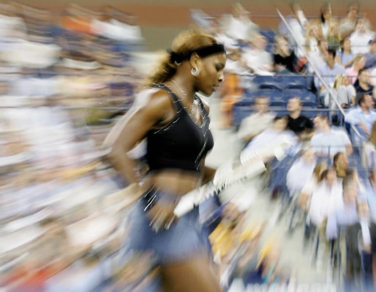 Serena still Capriati