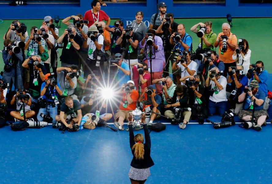 Serena 2014 US Open