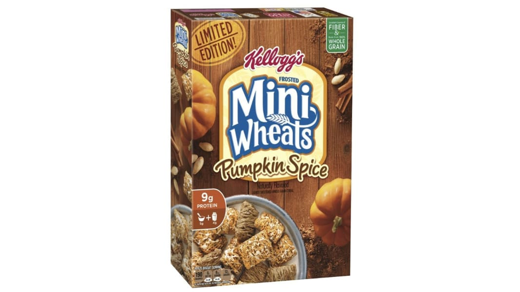 01 pumpkin spice mini wheats.