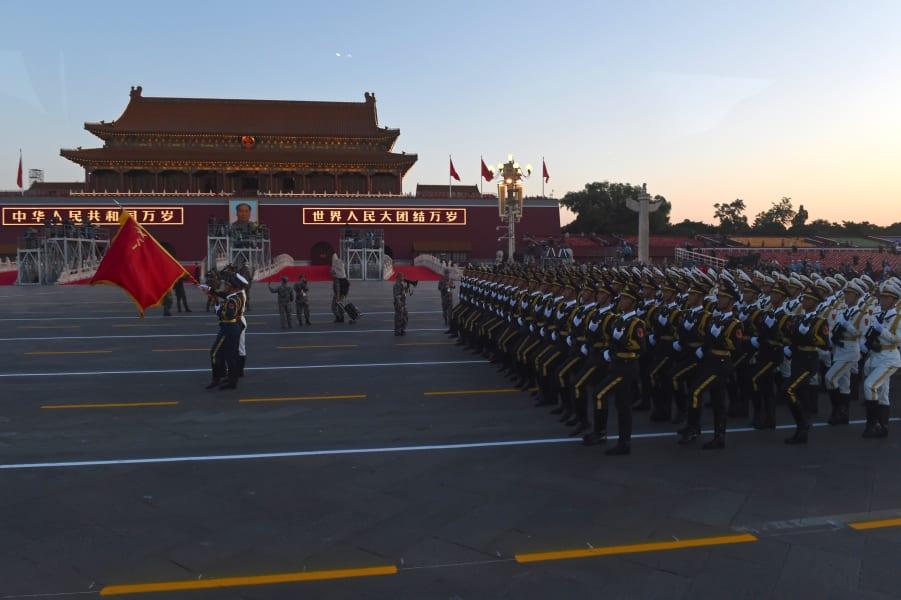 05 china military parade 0309