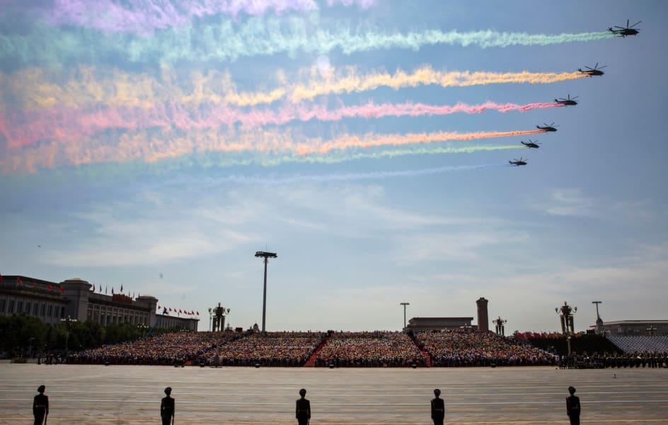 13 china military parade 0309