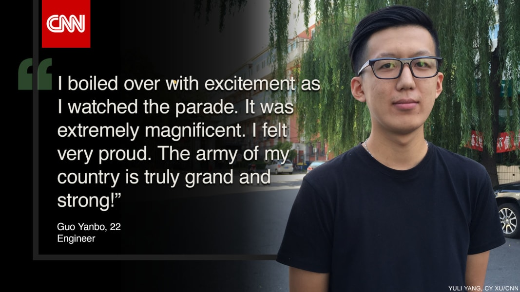 china parade quote guoyanbo 2