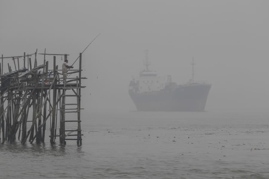 SE asia haze malaysia 0913