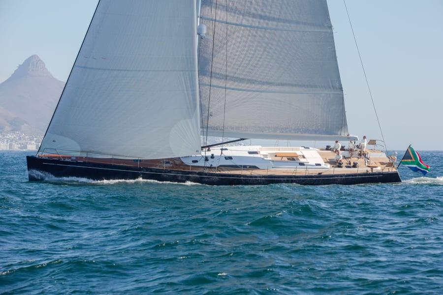 monaco yacht show southern wind shipyard