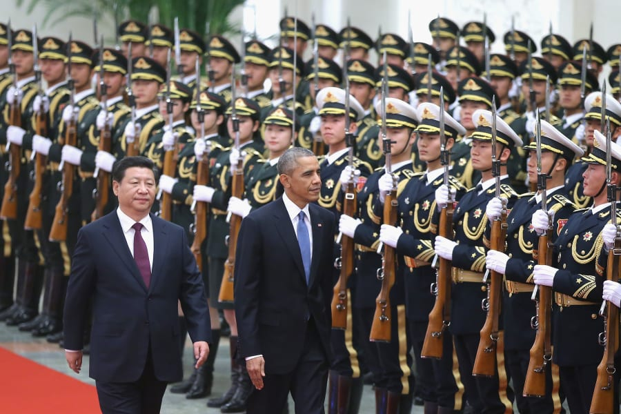 12 chinese leaders obama 2014