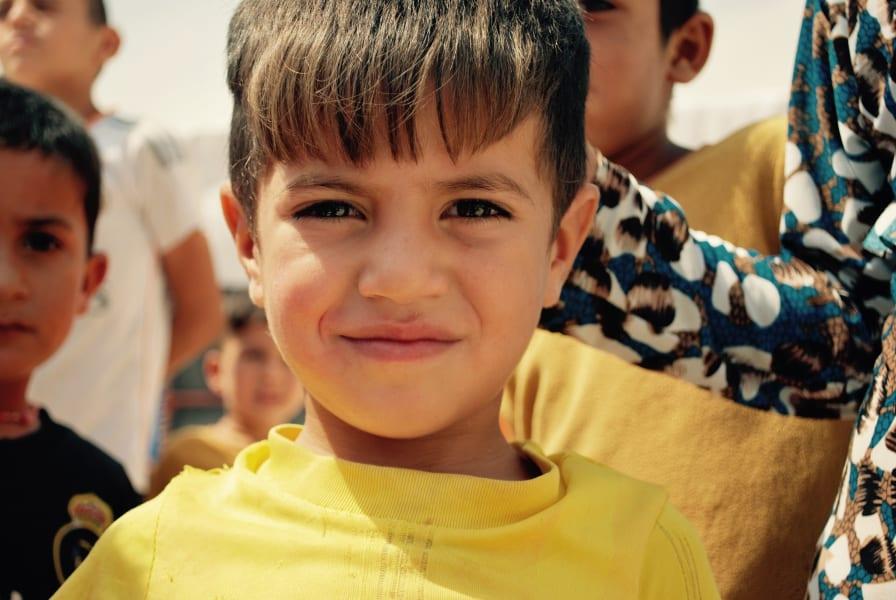 Yazidi Kid Farhad - 1