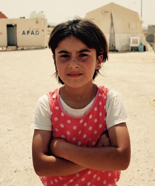 Yazidi Kid Miada Murad - 1