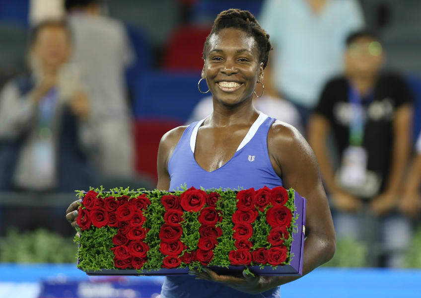 Venus Williams 700