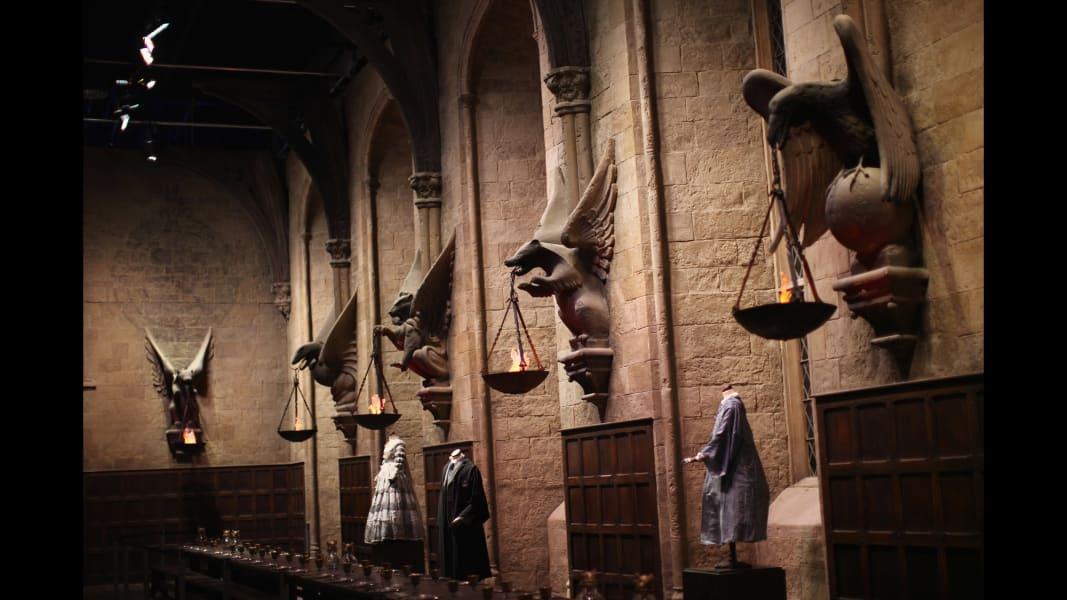 Harry Potter Studios In London