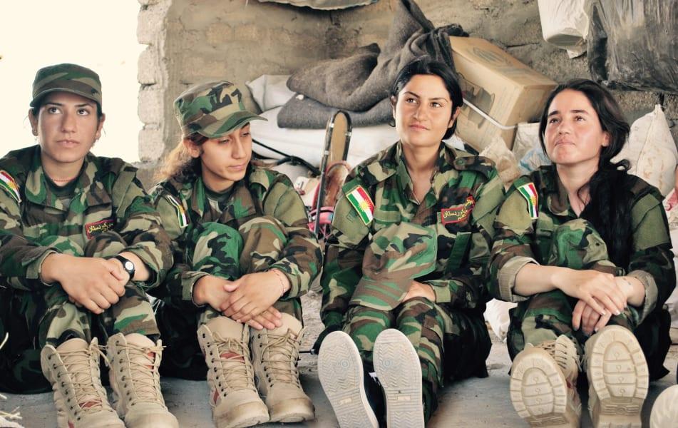 Yazidi Battalion1