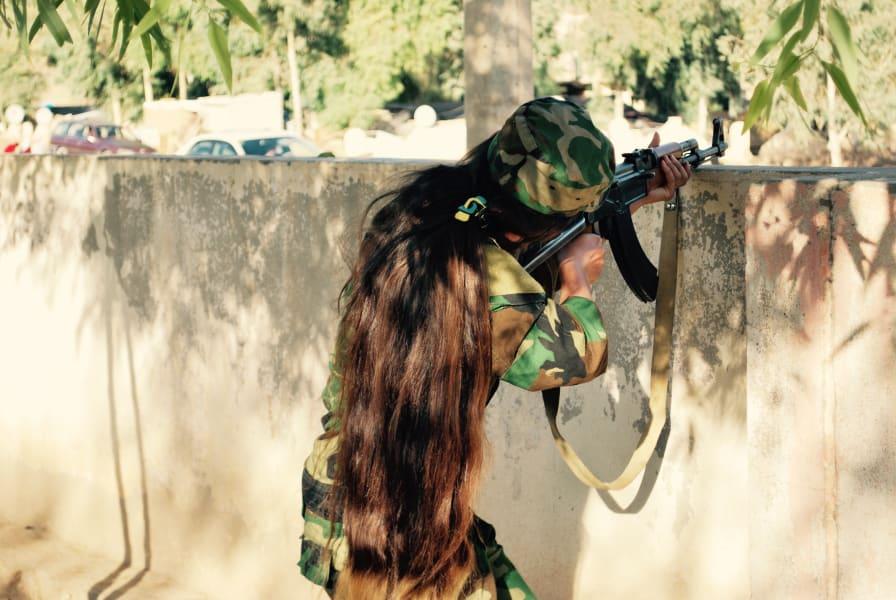 Yazidi Battalion6