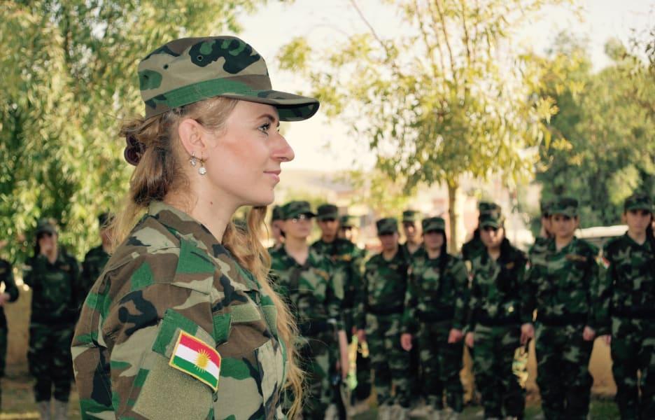 Yazidi Battalion10
