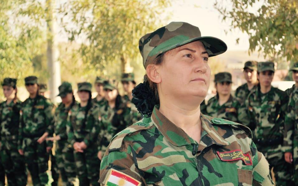 Yazidi Battalion11