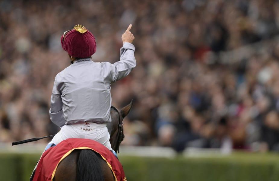 treve jockey