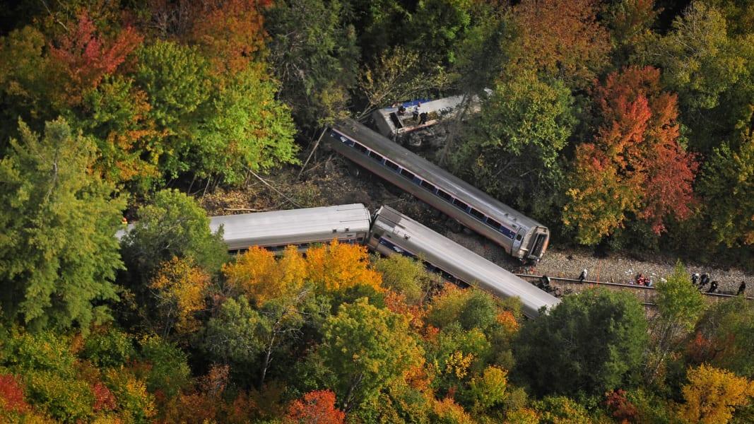 01 Vermont Train Derailment