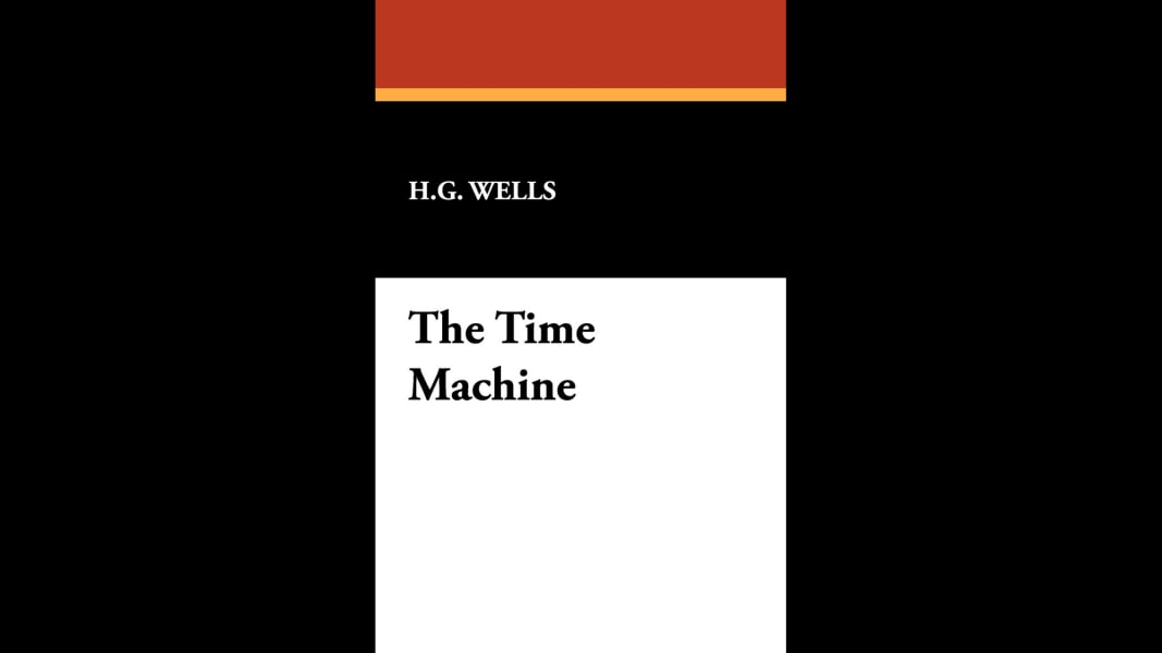 time machine book