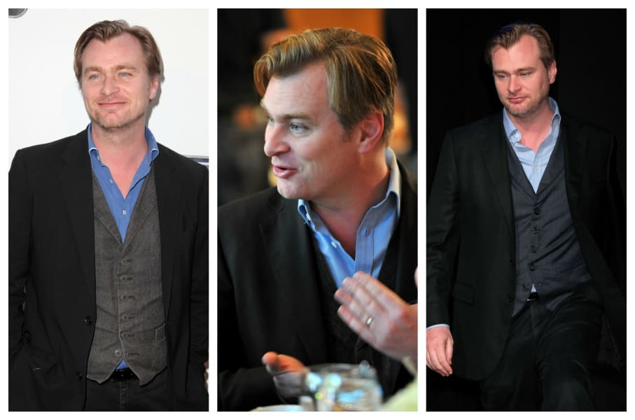 Christopher Nolan same clothes