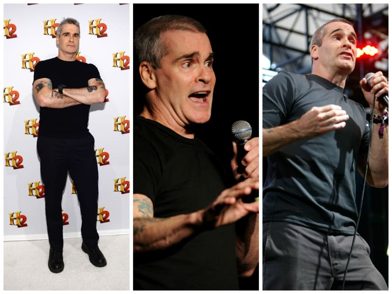 Henry Rollins same clothes