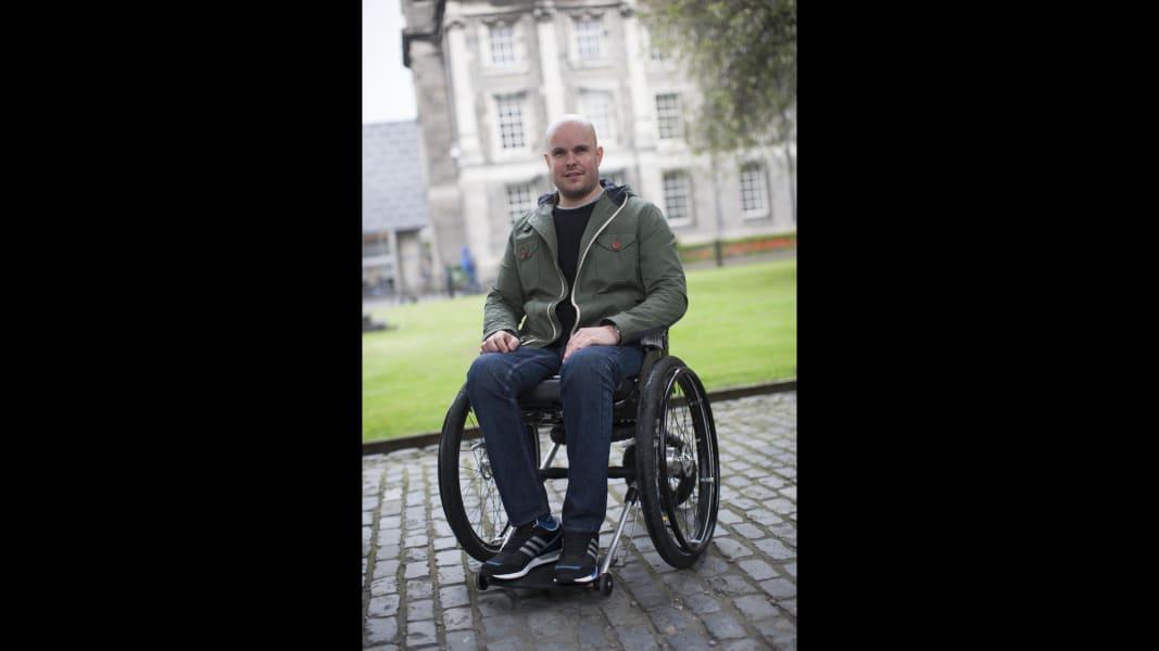 Wheelchair.jpg - Mark Pollock