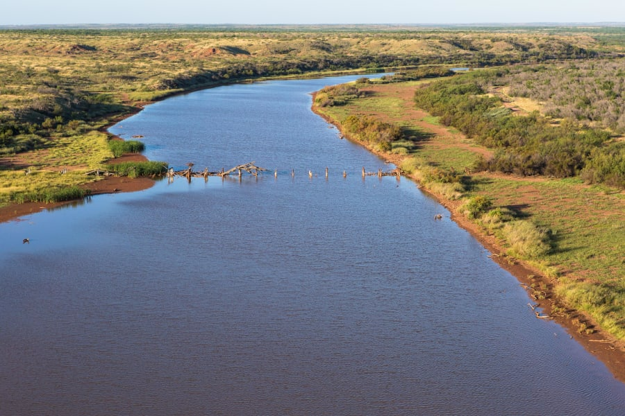 waggoner water reserves