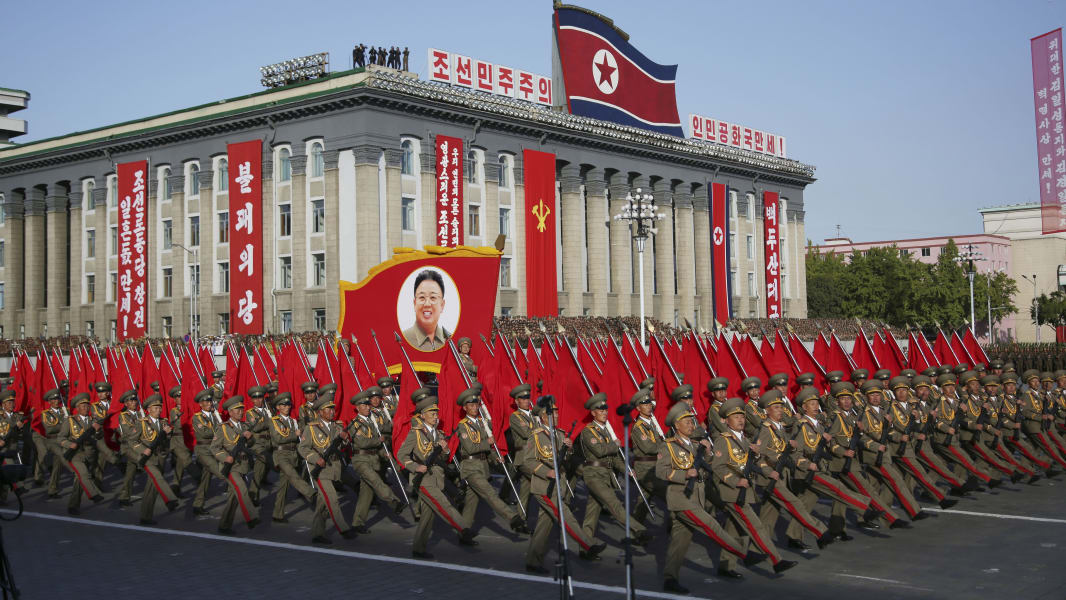 02  north korea military parade