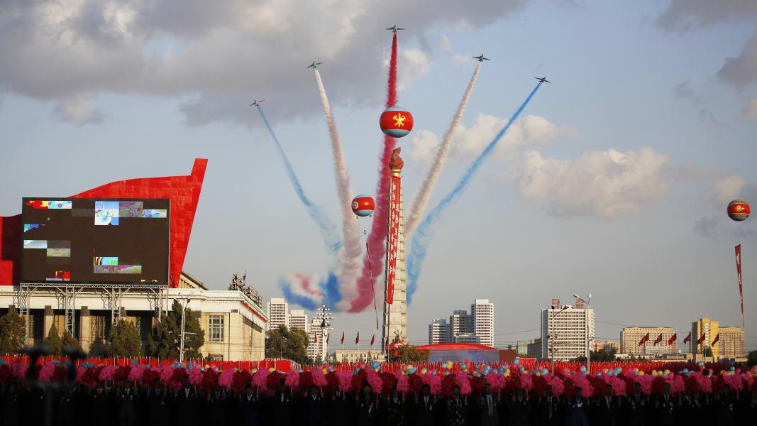 11 north korea military parade