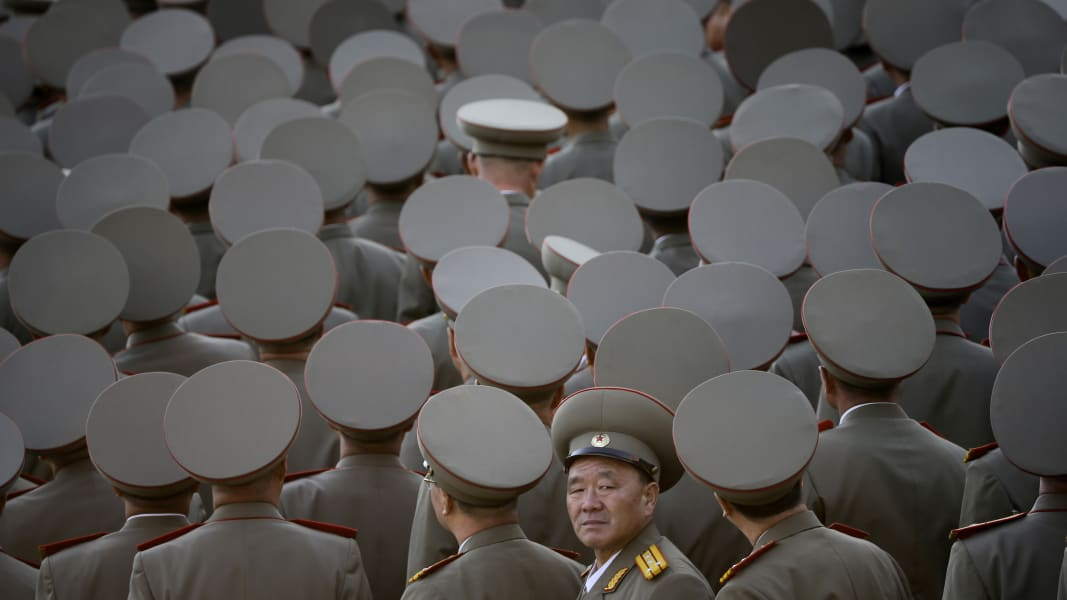 12 north korea military parade