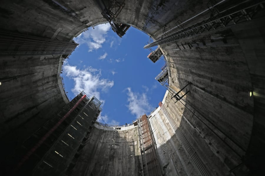 crossrail tunnel construction 8