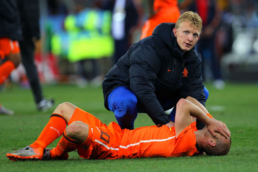 Dutch lose World Cup final