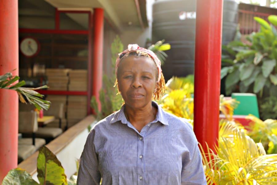 tanzania election Valerie Msoka