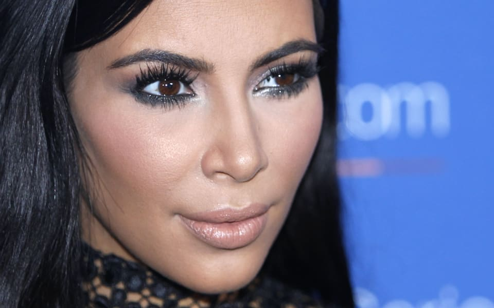 RESTRICTED kim kardashian FILE