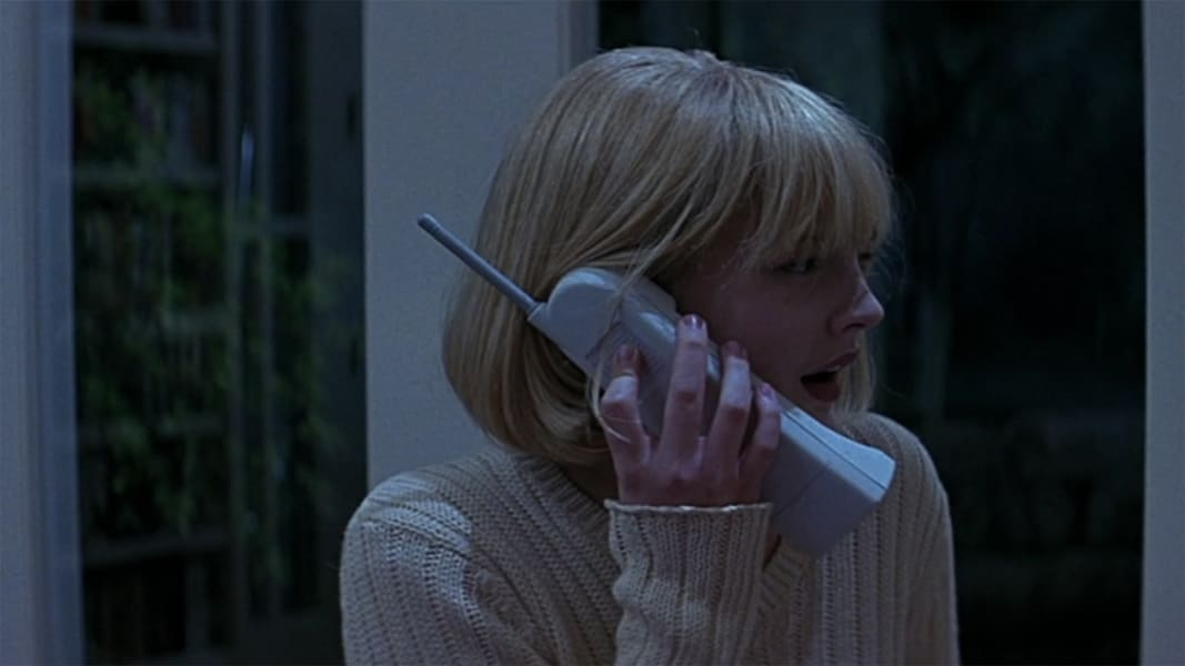 Scream 1996 drew barrymore