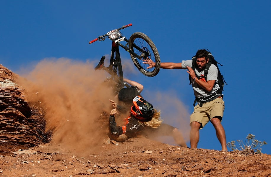 Red Bull Rampage >> Red Bull Rampage Don T Look Down