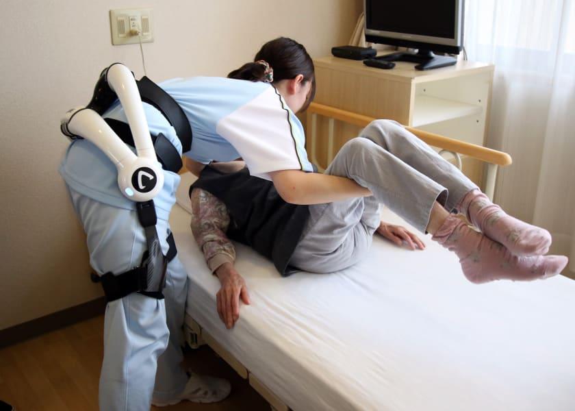 robot japan cyberdyne