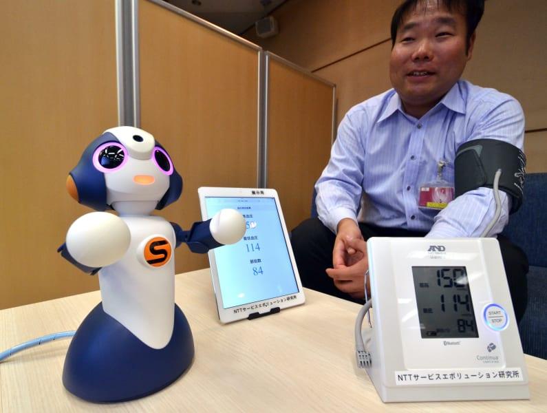 sota NTT robot