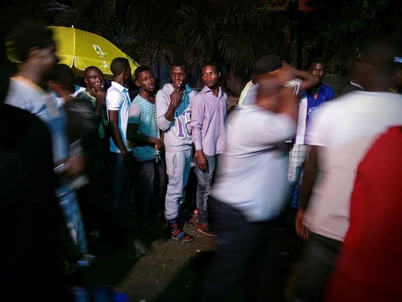 nigerian felabration fans queue again