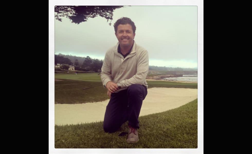Golf Initiative Pebble Beach Shane