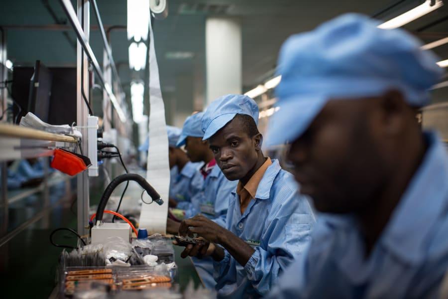 Congo Phone Factory