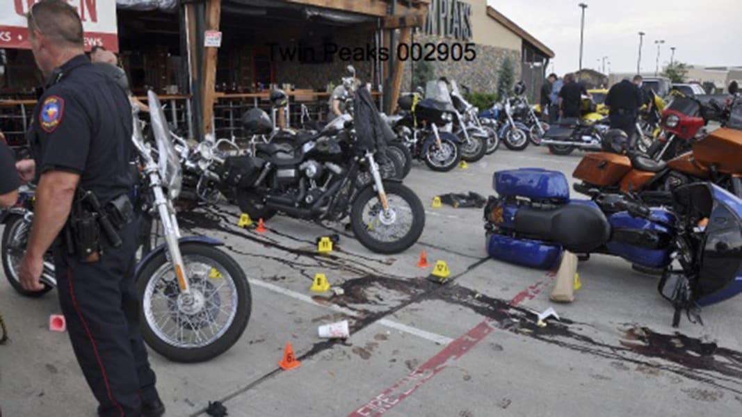 31 waco crime scene