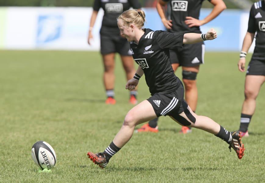 kendra cocksedge rugby award