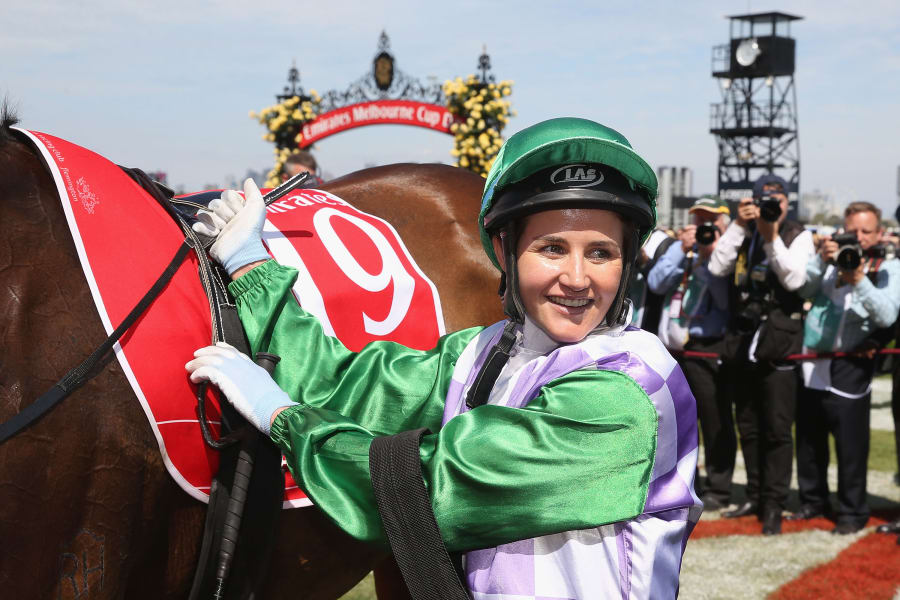 Melbourne Cup 2015 How Michelle Payne Stopped A Nation
