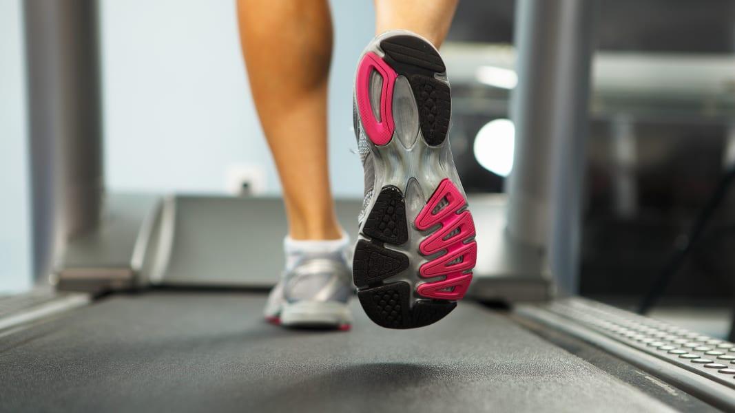 exercise run treadmill gym